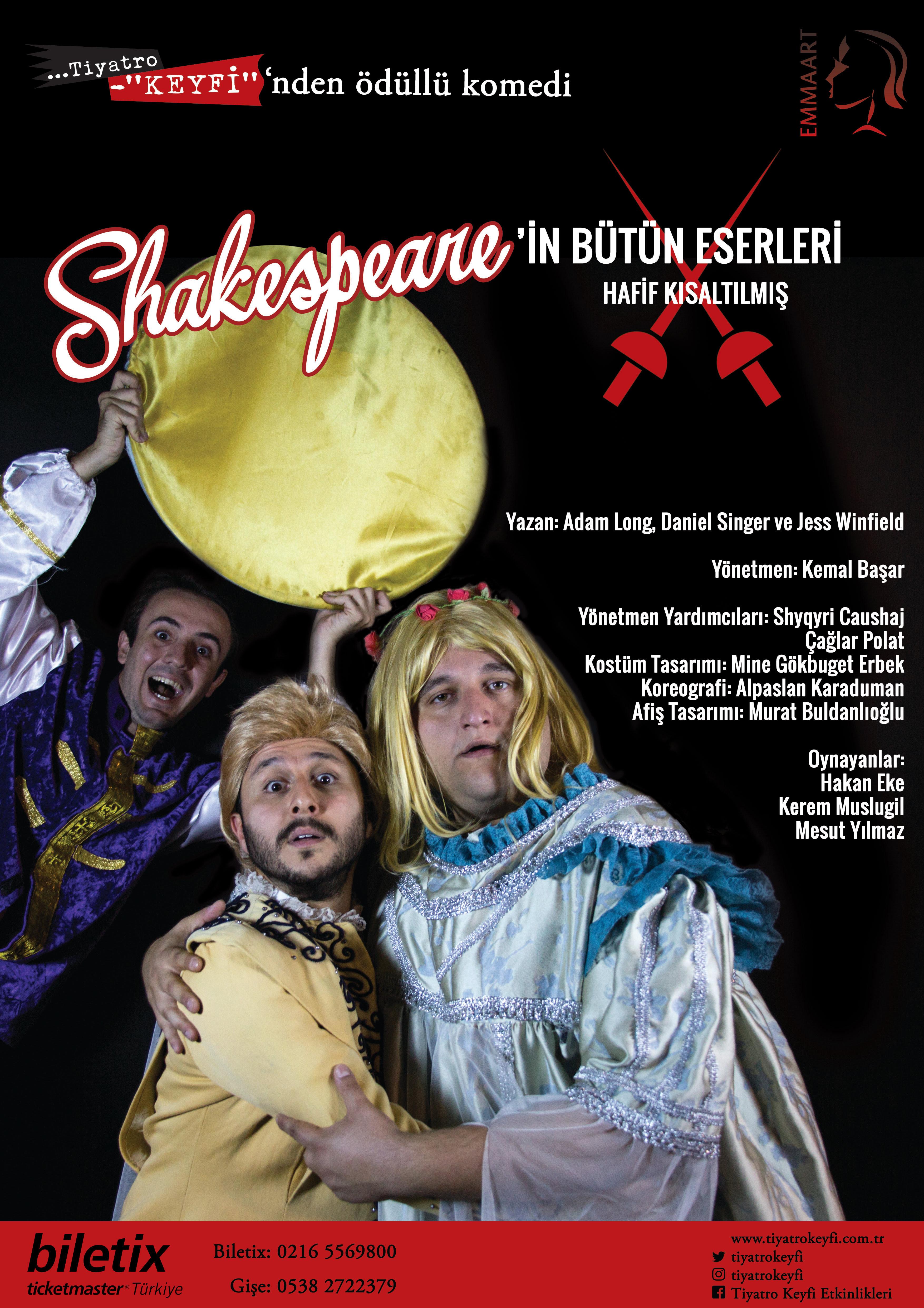 tiyatro poster